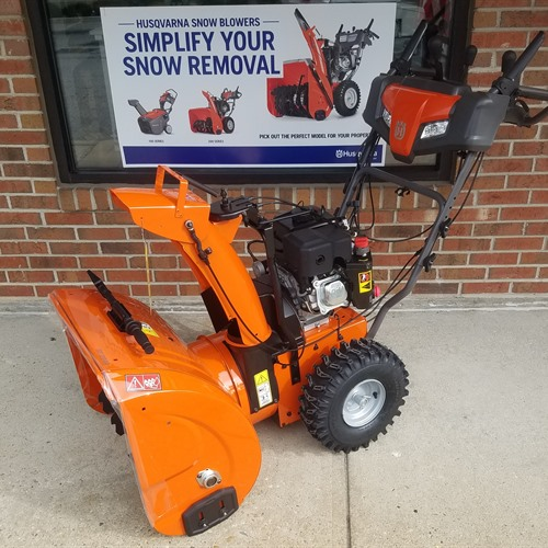 SNOW BLOWERS IN STOCK